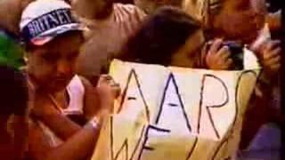 Aarron Carter Live Aaron
