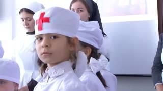 На базе центра образования №11 Черкесска появился профильный медицинский класс
