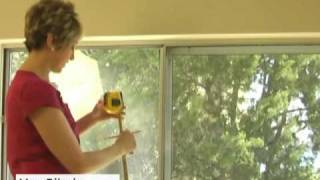 How To Install Vertical Blinds - Outside Mount - Yourblinds.com Diy