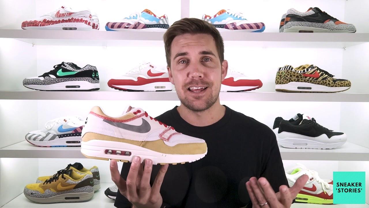 Nike - Air Max 1 Premium SE 'Inside Out