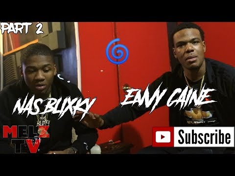 ENVY CAINE & NAS BLIXKY SAYS NEW RAPPERS GOT CLOUT CAUSE OF THEM & SAYS THEY HAVE A MIXTAPE TOGE