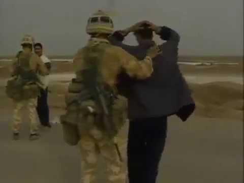 The Iraq Invasion 2003 British Army