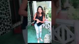 Na Gana Kulathu Meenu |cute girl musically | dubsmash | hot song |tamil girls dubs || Marys musicals