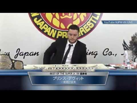 【LIVE!】JUNE.10,2013 PRINCE DEVITT PRESS CONFERENCE & DOMINION 6.22 announcement