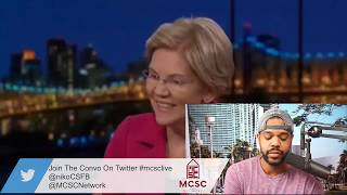 Maddow Takes Dig At Bernie Then Credits Warren For His Campaign Strategy