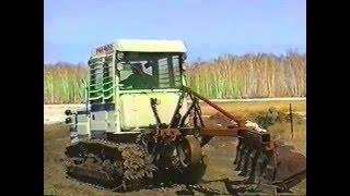 Алтайский тракторный завод.  Реклама сельскохозяйственной техники.