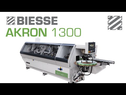 Biesse AKRON 1300 - Single Sided Edgebander