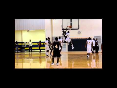 Swainsboro Tiger Basketball Dunks at Jefferson Co....