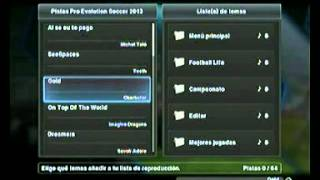 Soundtrack Pes 2013 all tracks