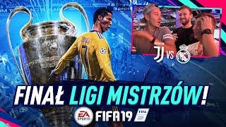 FIFA 19 - FINAŁ LIGI MISTRZÓW - REAL VS JUVE!! VS JCOB I LACHU!!