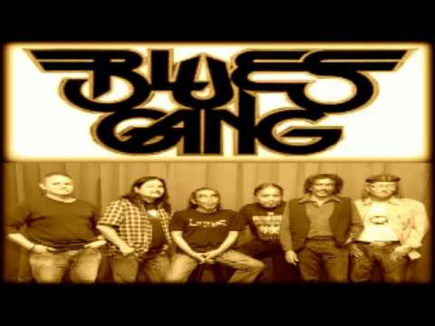 BLUES GANG = CINTA OH CINTA