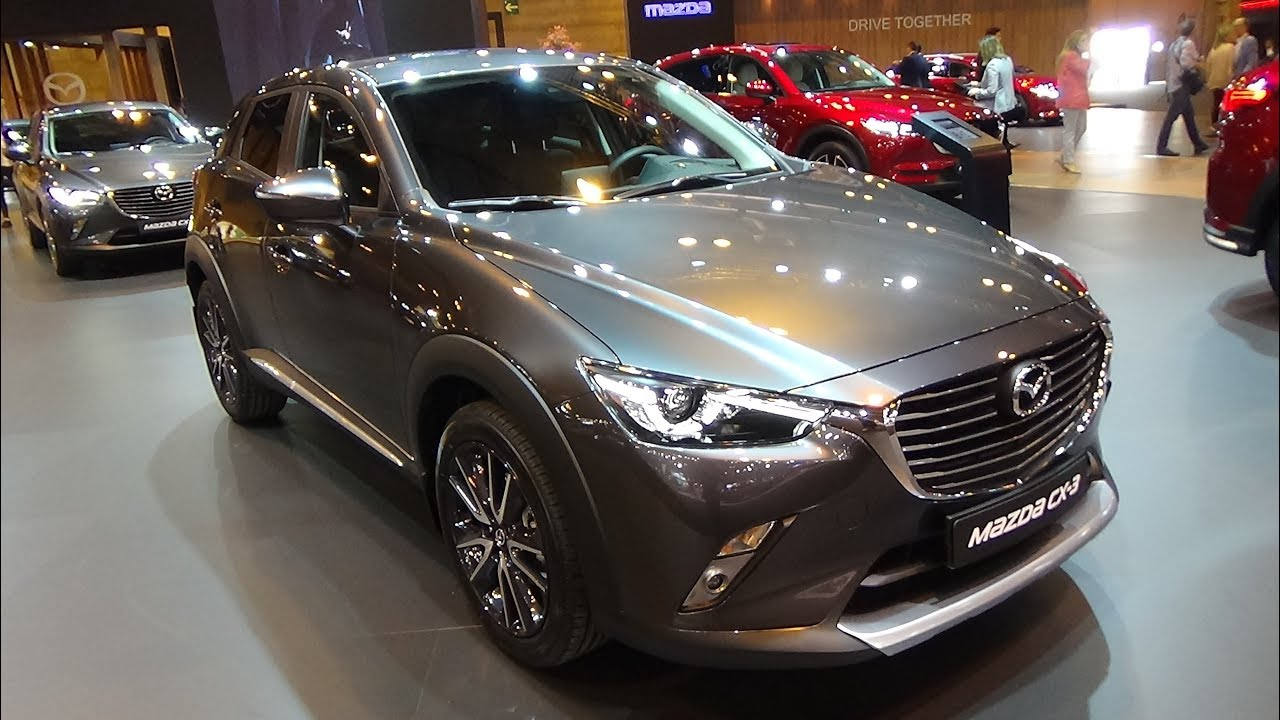 Kekurangan Mazda Cx 3 2018 Perbandingan Harga