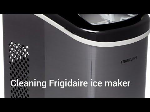 Frigidaire ice machine update/cleaning