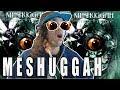 watch he video of Meshuggah: I - REACTION!