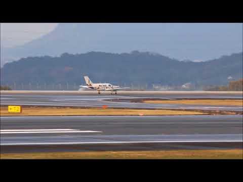 JA3978 [痛飛行機プロジェクト] Piper PA-46 Malibu Taxi to RWY26 T-1 RJOT