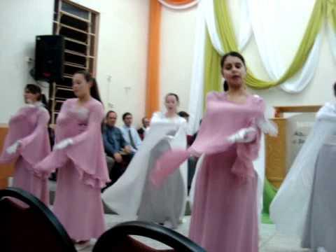 Coreografia do Hino Agir de Deus - Wilian Nascimento