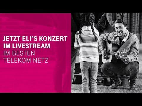 Der große Traum wird wahr im besten Netz der Telekom - ELI LIVE