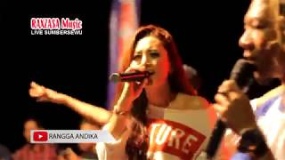 ZEGA - DITINGGAL RABI (RAXZASA MUSIC LIVE SUMBERSEWU)
