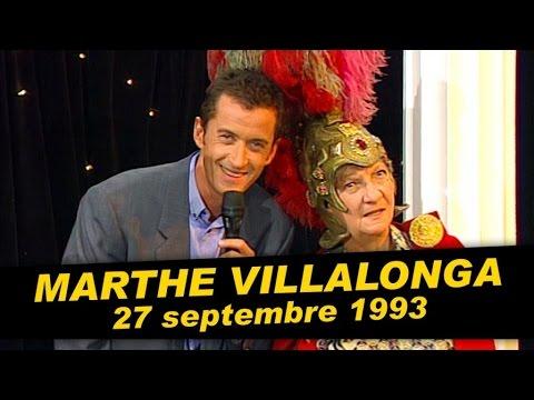 Marthe Villalonga est dans Coucou c'est nous - Emission complète