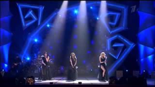 """Группа ВИА ГРА - Обмани, но останься (Live @ Шоу группы ВИА ГРА """"10 Лет на сцене"""")"""
