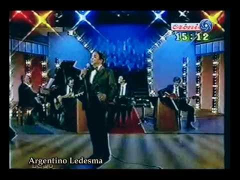Argentino Ledesma: Tributo de Tangos, Compilado.