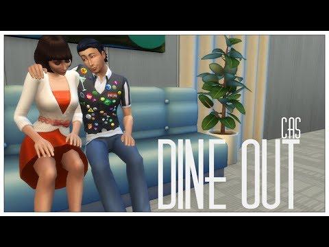 The Sims 4: Dine Out Game Pack | CAS | áttekintés/kritika |