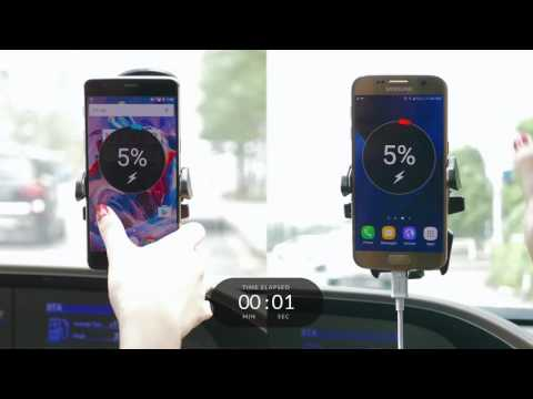 OnePlus 3 - How Fast Is The Dash Car Charger?