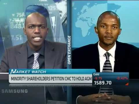 12 June - Kenyan Markets with Eric Musau