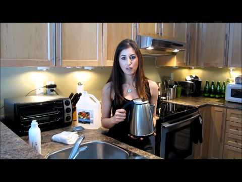 How to Descale a Kettle (Easy Household Cleaning Ideas That Save Time & Money) Clean My Space