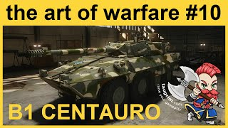 armored warfare b1 centauro pvp guide how to average 3k damage gameplay