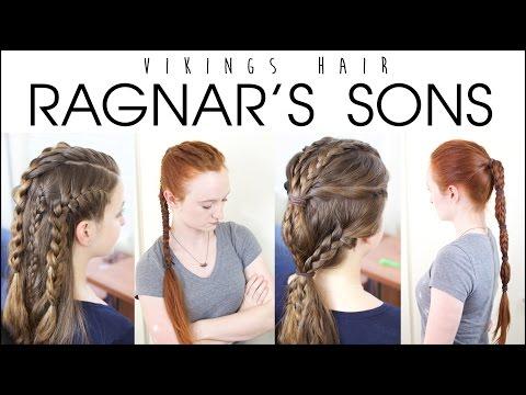 Vikings Hairstyles for Men  Ragnar's Sons