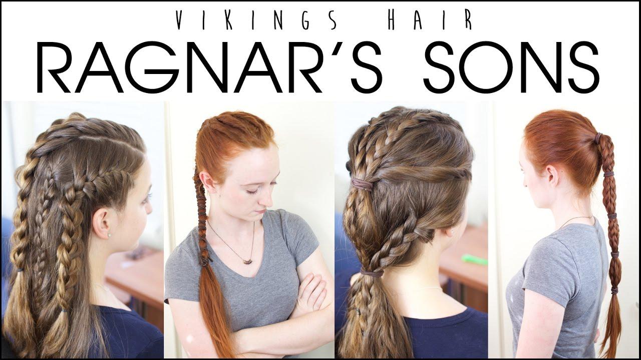 Vikings Hairstyles For Men Ragnar S Sons