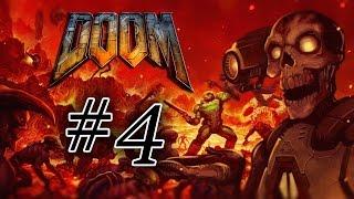 Прохождение Doom 4 Чертовы здоровяки