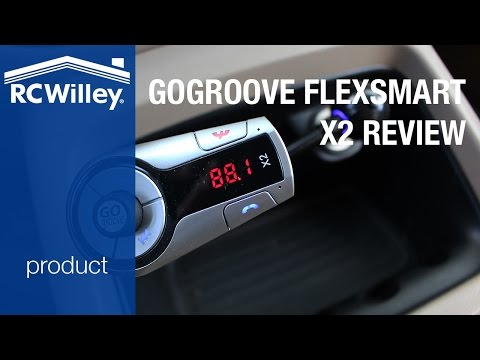 GoGroove Flexsmart X2 Review & How To