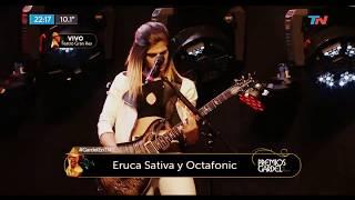 Armas Gemelas - Eruca Sativa & OCTAFONIC @ Apertura Premios Gardel 2017