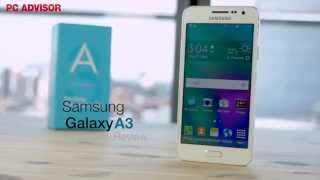 Samsung Galaxy A3 review: Smaller and cheaper with premium design