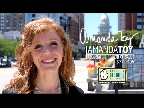 Amanda Toy Welcomes You To Greater Lansing