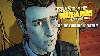 Finale: The Vault of the Traveler - Tales from the Borderlands Trailer