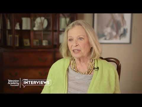 Bonnie Bartlett on her input into her storyline on
