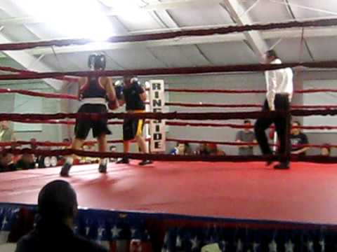 Lane Carter, RVAB vs Jordan Ogle, Elite Boxing Club