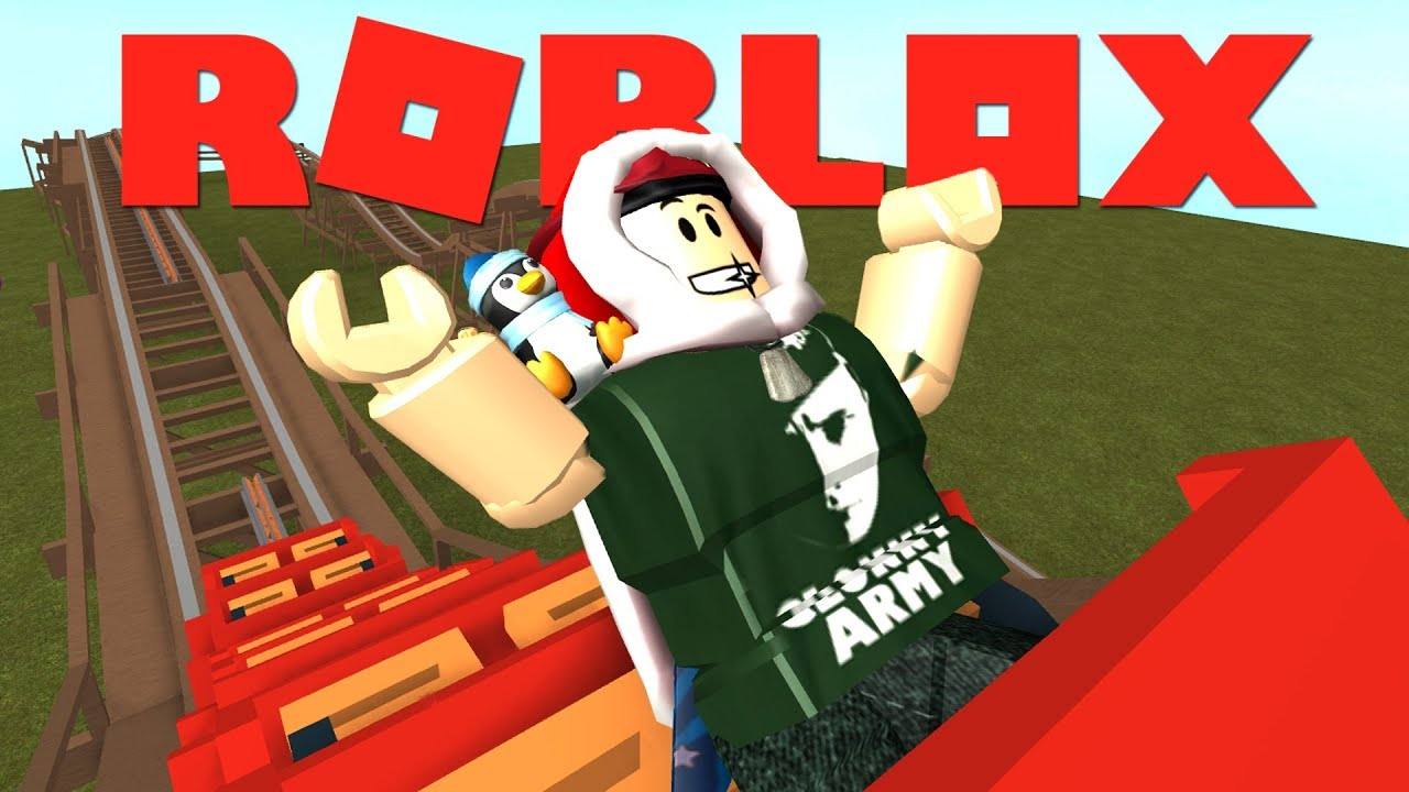 ROBLOX THEME PARK TYCOON 2 !!