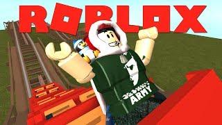 ROBLOX THEME PARK TYCOON 2 !! | #2