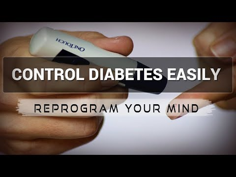 Controlling Diabetes affirmations mp3 music audio - Law of attraction - Hypnosis - Subliminal