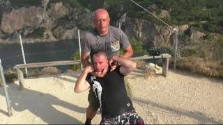 Energy Self Defense Russian Martial Art's Vadim Starov Systema Spetsnaz