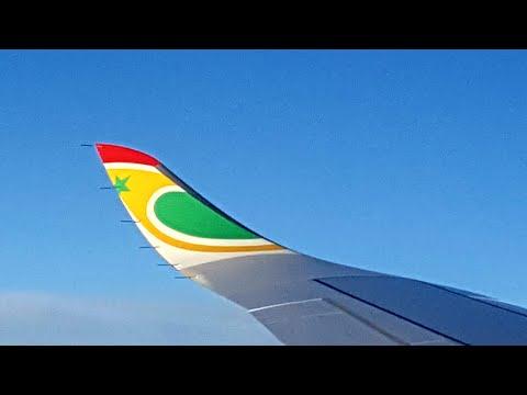 Air Senegal | HC404 | Airbus A330-900NEO | Paris CDG - Dakar DSS | Take Off