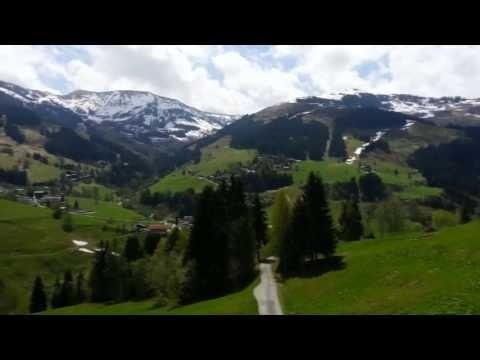 الريف النمساوي (زيلامسي - كابرون) فيديو عالي الدقة Zell am see & Kaprun  HD-1080