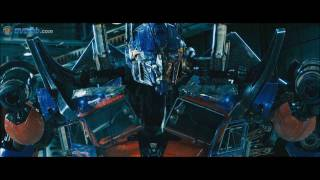 transformers 3 dark of the moon - optimus prime transformations