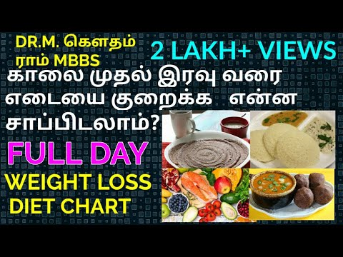 Diet chart for weight loss in Tamil, weight loss diet chart in Tamil, weight loss diet in Tamil,