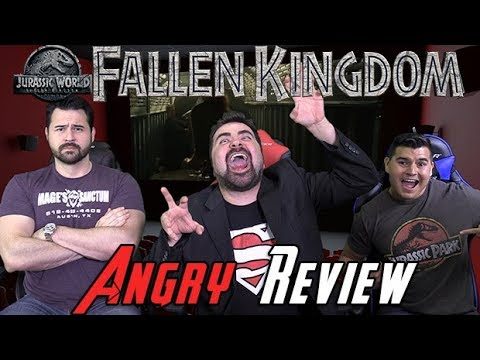 Jurassic Park: Fallen Kingdom – Angry Movie Review