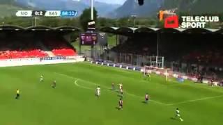 FC Sion vs FC Basel 2-3